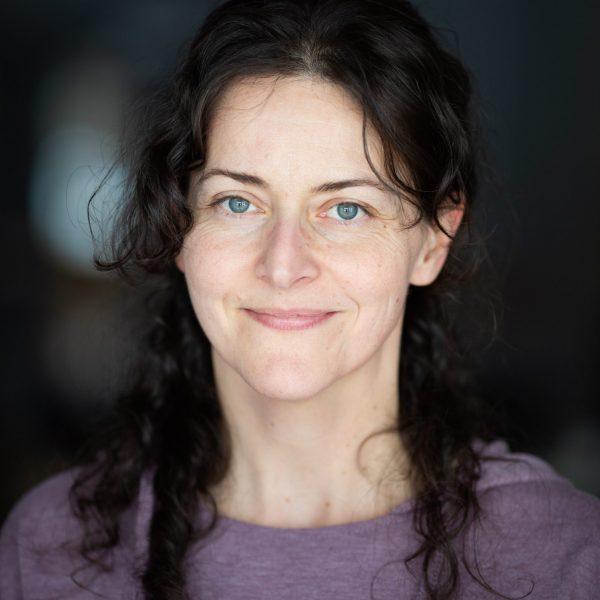 Stéphanie Lagueux, 2019. Photo : Olivier Lamarre